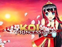 Koi Princess - игровой слот с бонусными функциями