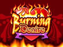 Онлайн слот Burning Desire
